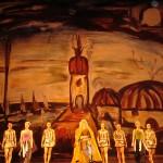 Les décors du  peintre Georges Rouault