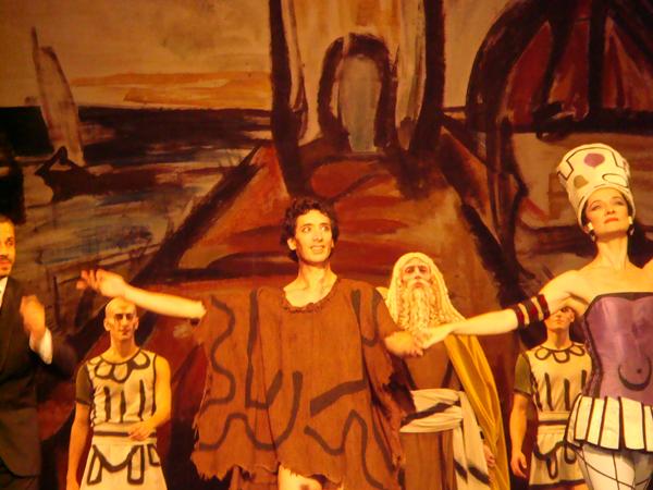 George Balanchine – Le Fils Prodigue