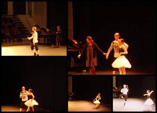 En attendant Don Quichotte – Séance de répétition à l'amphithéâtre Bastille