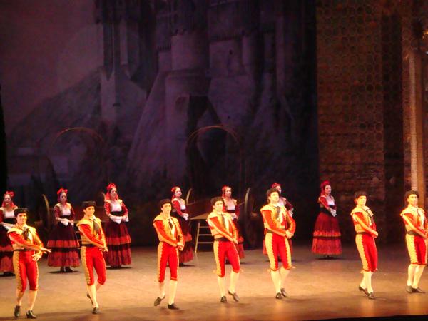 Don Quichotte - Les Matadors