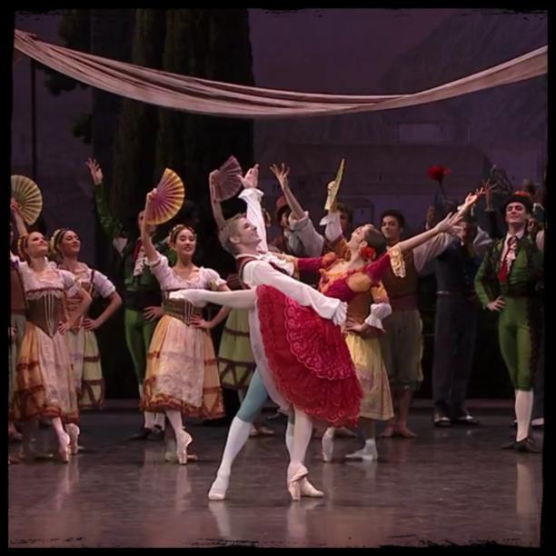 Don Quichotte à Bastille, Gilbert/Paquette (18 décembre)