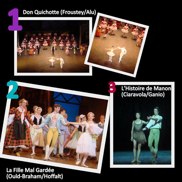Best of Ballet 2012