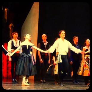 Soirée Roland Petit à l'Opéra Garnier (17 mars)