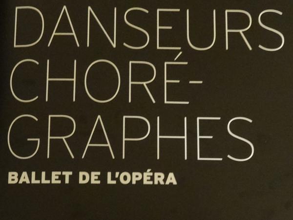 Danseurs Chorégraphes à Bastille (27 février)