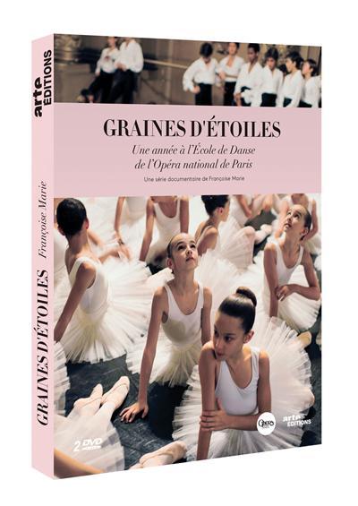 Graines d'Etoiles, un documentaire sur l'Ecole de Danse de l'Opéra