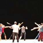 Etés de la Danse - Répétitions du programme mixte