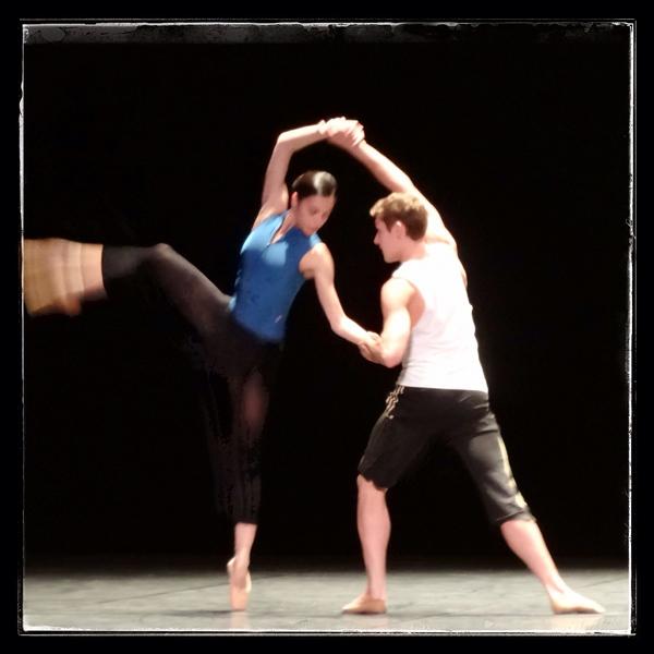 Les Etés de la Danse 2013 – Ballet de l'Opéra de Vienne – Répétition (11 juillet)