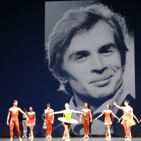 Les Etés de la Danse 2013 – Ballet de l'Opéra de Vienne – Gala Noureev (6 juillet)