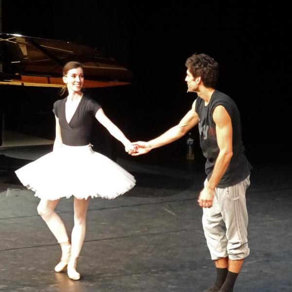 Concours Annuel du Corps de Ballet de l'Opéra – Femmes (6 décembre)