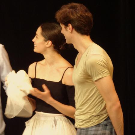 Concours Annuel du Corps de Ballet de l'Opéra – Femmes (9 novembre)
