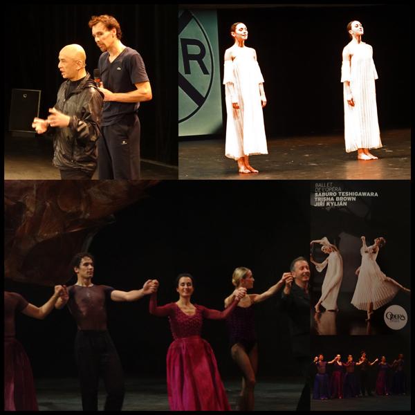 Teshigawara – Brown – Kylian (10 novembre)