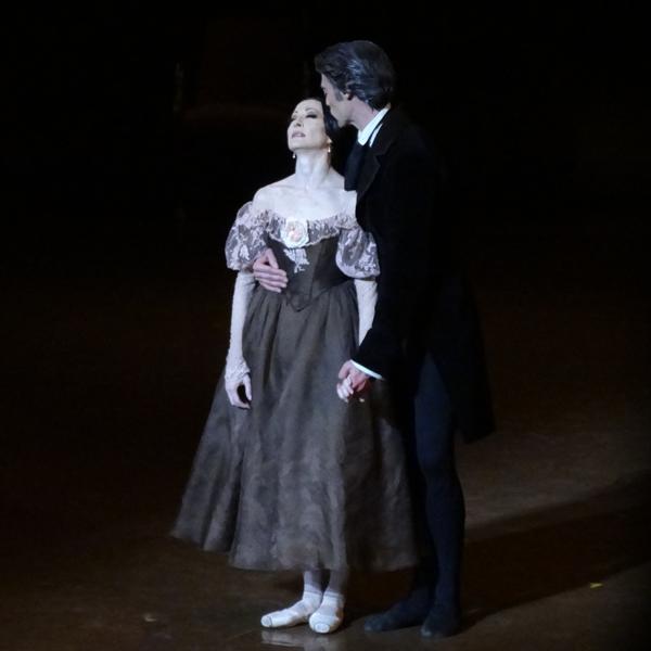 Les adieux d'Isabelle Ciaravola – Onéguine (28 février)