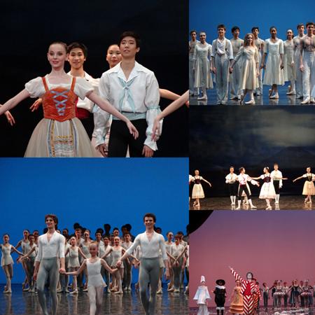 Spectacle de l'école de danse 2014 (8 avril)