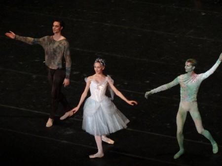 Alice Catonnet, Florent Melac et Antoine Kirscher
