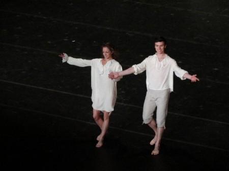 Charlotte Ranson et Yvon Demol