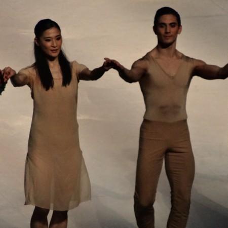 Miyuki Kanei et Daniel Vizcayo