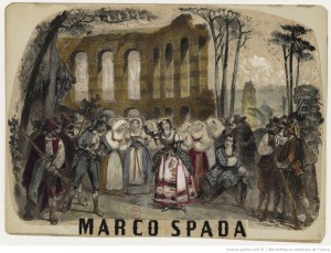 Marco Spada - archives BNF
