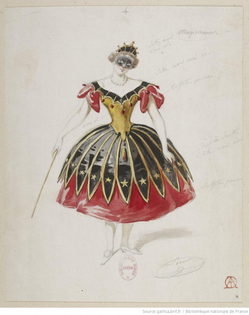 Archives BNF - Costume Magicienne