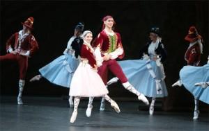 David Hallberg et Evgenia Obraztsova (Photo: Bolchoï)