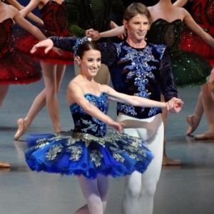 Ludmila Pagliero et Karl Paquette