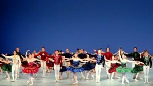 Le Palais de Cristal : saluts du 15 mai