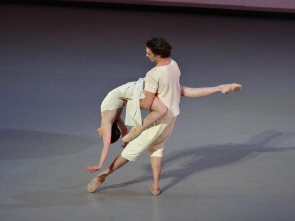 Aurélie Dupont et Hervé Moreau