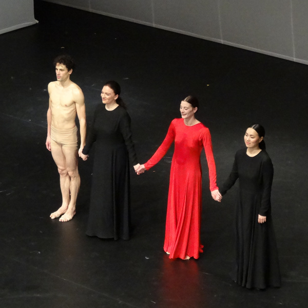 Orphée et Eurydice – Pina Bausch (3 mai)
