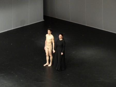 Stéphane Bullion et Maria Riccarda Wesseling
