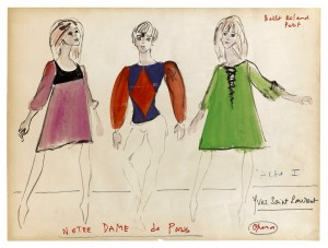 Yves Saint Laurent - Costumes