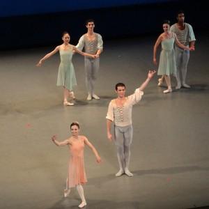 Allegro Brillante - Balanchine