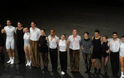 Limb's Theorem – William Forsythe – Ballet de l'Opéra de Lyon (6 septembre)