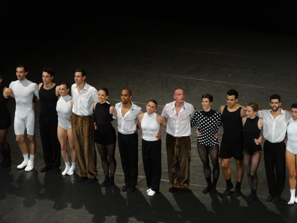 Limb's Theorem – William Forsythe – Ballet de l'Opéra de Lyon (6 septembre)
