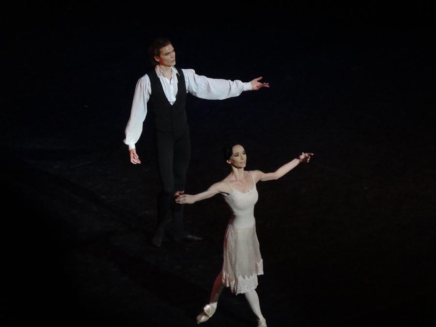 Gala des Etoiles du XXIème siècle au Théâtre des Champs Elysées (12 septembre)