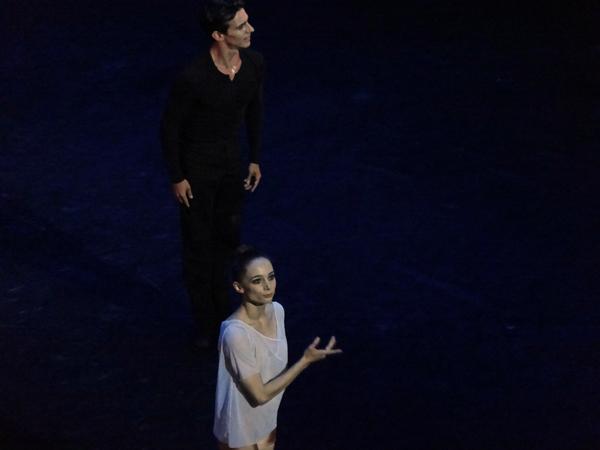Maria Kochetkova et Joachin de Luz