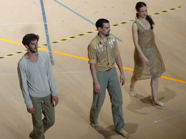 Vincent Chaillet, Nicolas Paul et Muriel Zusperreguy
