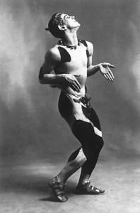 Les Carnets de Nijinski, future inspiration de Brigitte Lefèvre