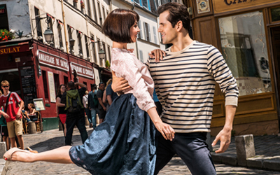 An American in Paris au Châtelet