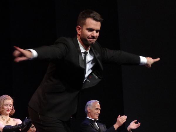 Le directeur musical, Brad Haak