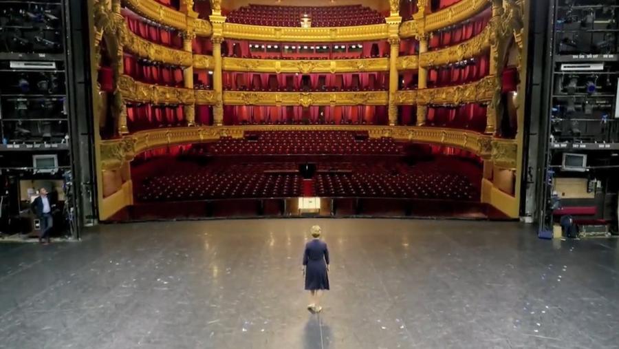 Brigitte Lefevre les adieux
