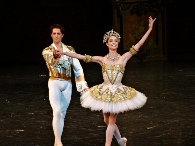 Dorothée Gilbert & Mathieu Ganio