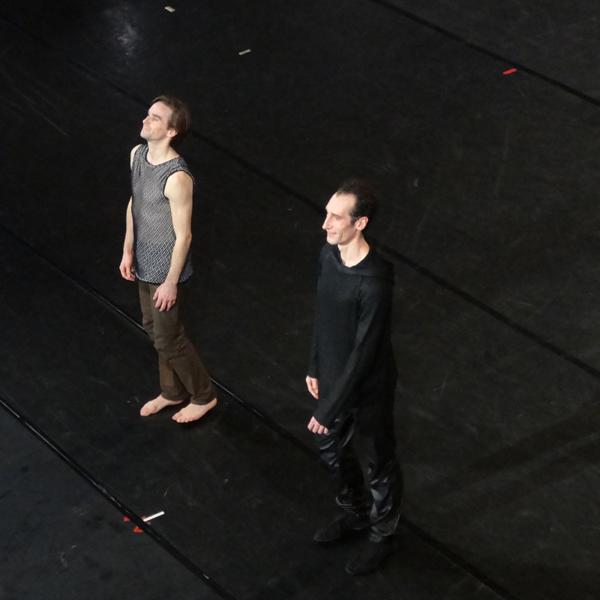 Benvolio et Mercutio