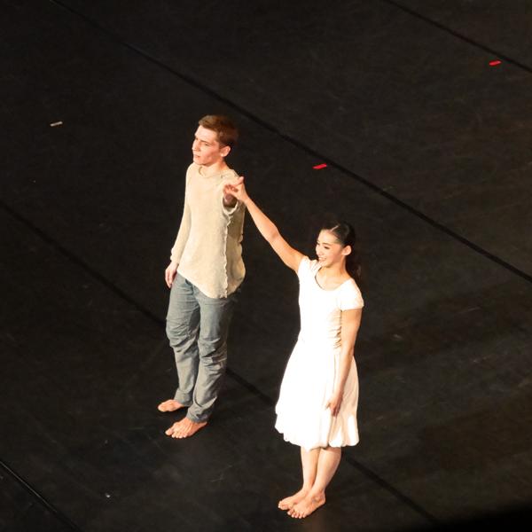 Juliette et Roméo – Mats Ek – Ballet Royal de Suède