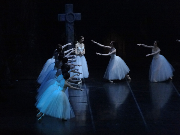 Apparition de Giselle