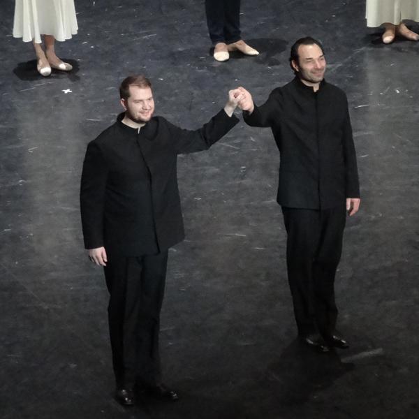 Oddur Jonsson (baryton) et Nikolai Schukoff (ténor)