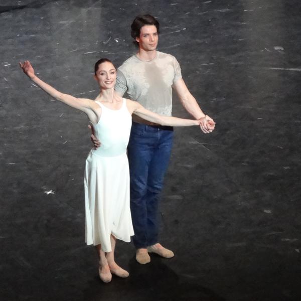 Dorothée Gilbert et Florian Magnenet