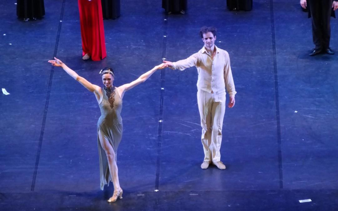 Up & Down – Eifman Ballet au Théâtre des Champs Elysées