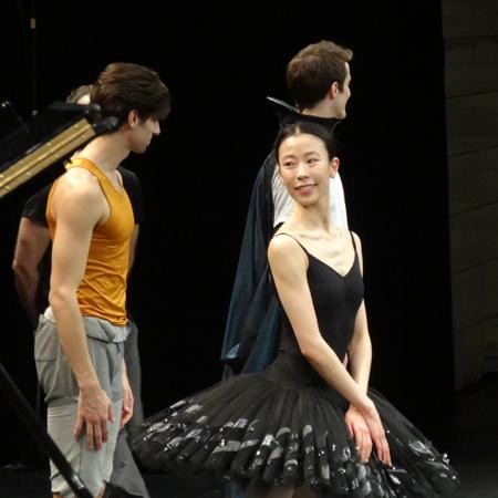 Yannick Bittencourt et Sae Eun Park