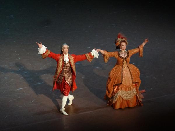 Benjamin Pech et Viviane Descoutures