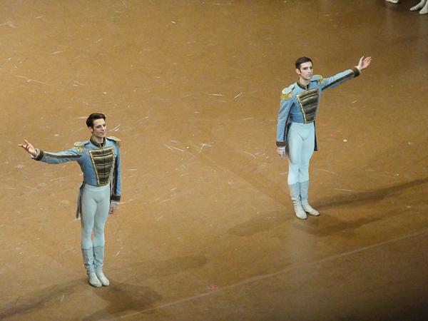 Germain Louvet et Marc Moreau