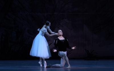 Le Bolchoï au cinéma – Giselle (11 octobre)